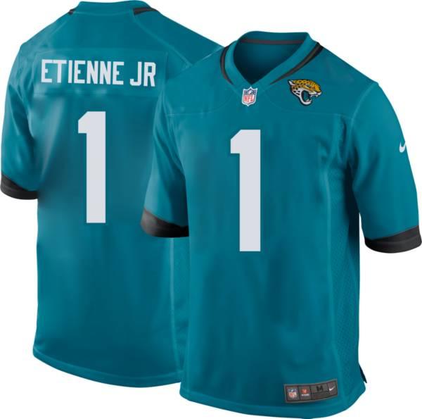 Nike Men's Jacksonville Jaguars Travis Etienne Alternate Game Jersey product image