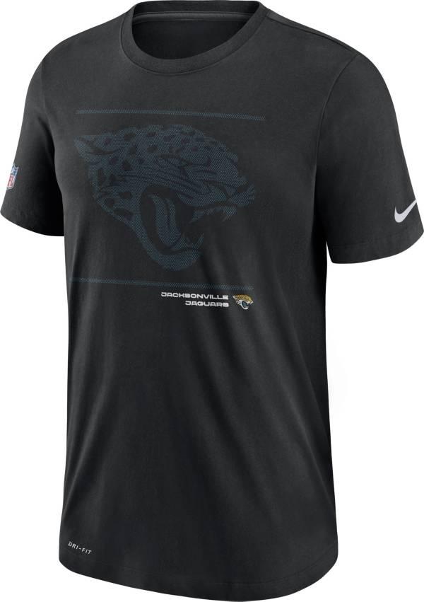 Nike Men's Jacksonville Jaguars Sideline Team Issue Black Performance T-Shirt product image