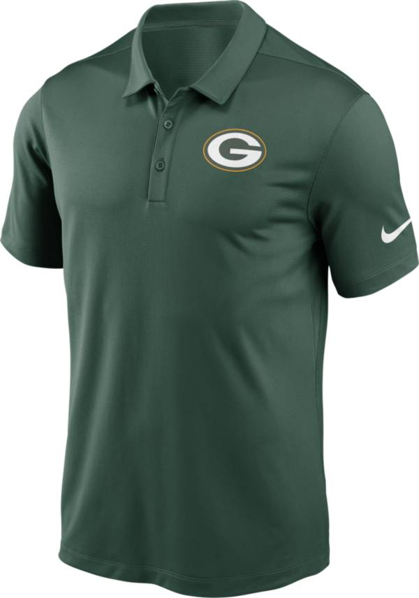Nike Men's Green Bay Packers Franchise Green Polo product image