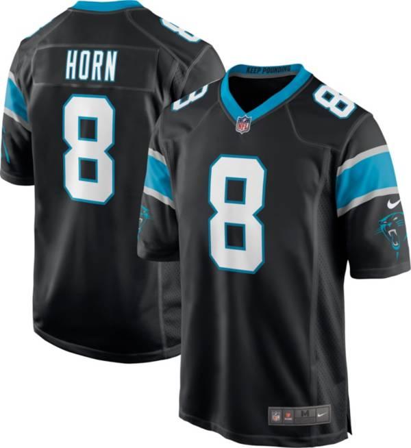 Nike Men's Carolina Panthers Jaycee Horn Black Game Jersey product image