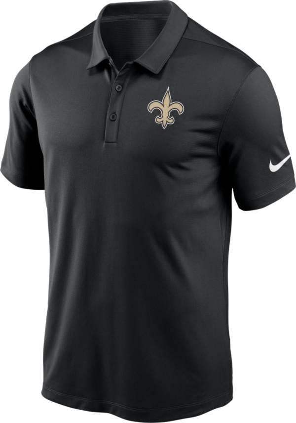 Nike Men's New Orleans Saints Franchise Black Polo product image