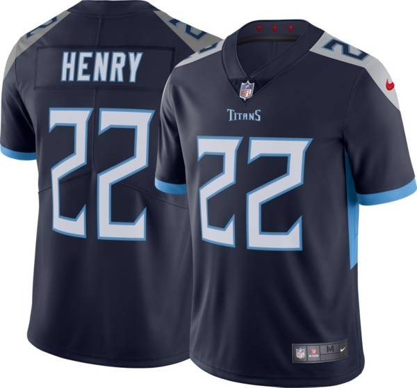 Nike Men's Tennessee Titans Derrick Henry #22 Navy Limited Jersey product image