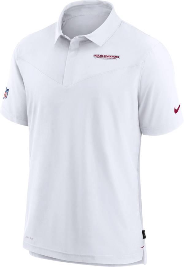 Nike Men's Washington Football Team Sideline Coaches White Polo product image
