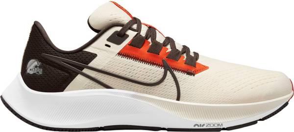Nike Air Zoom Pegasus 38 Browns Running Shoes product image