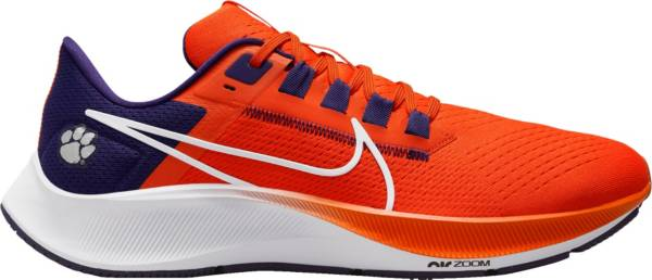 Nike Air Zoom Pegasus 38 Clemson Running Shoes product image