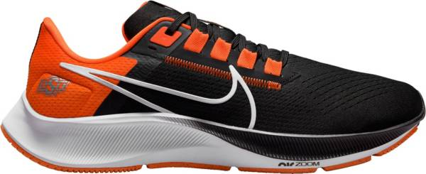 Nike Air Zoom Pegasus 38 Oklahoma State Running Shoes product image