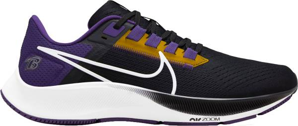 Nike Air Zoom Pegasus 38 Ravens Running Shoes product image