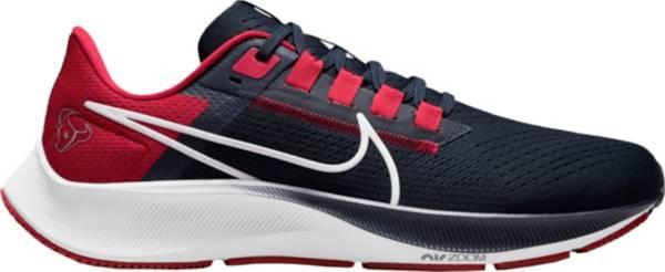 Nike Air Zoom Pegasus 38 Texans Running Shoes product image