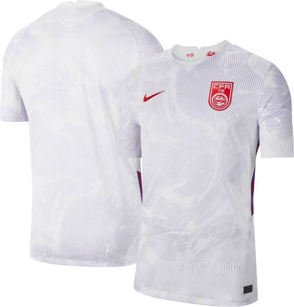 Nike Men's China '20-'21 Breathe Stadium Away Replica Jersey product image