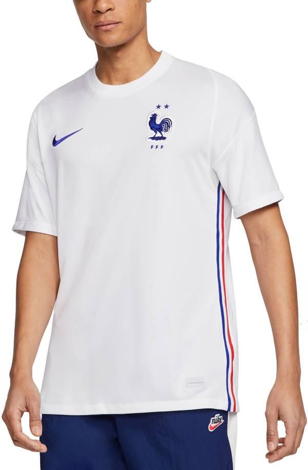 Nike Men's France '20-'21 Breathe Stadium Away Replica Jersey product image