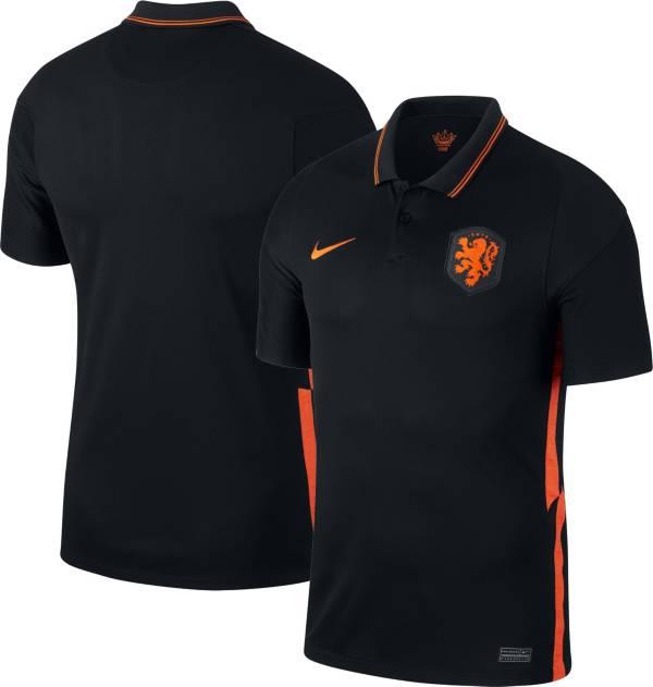 Nike Men's Netherlands '20-'21 Breathe Stadium Away Replica Jersey product image