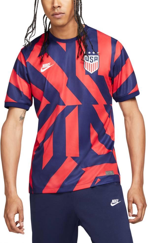 Nike USMNT '21 Breathe Stadium Away Replica Jersey product image