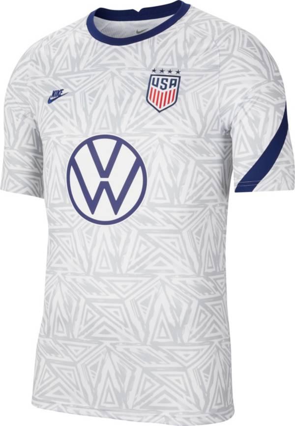 Nike Men's USA Soccer VW Prematch Jersey product image