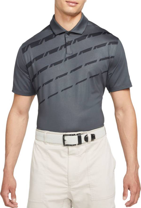 Nike Men's Dri-Fit UV Vapor Graphic Golf Polo product image