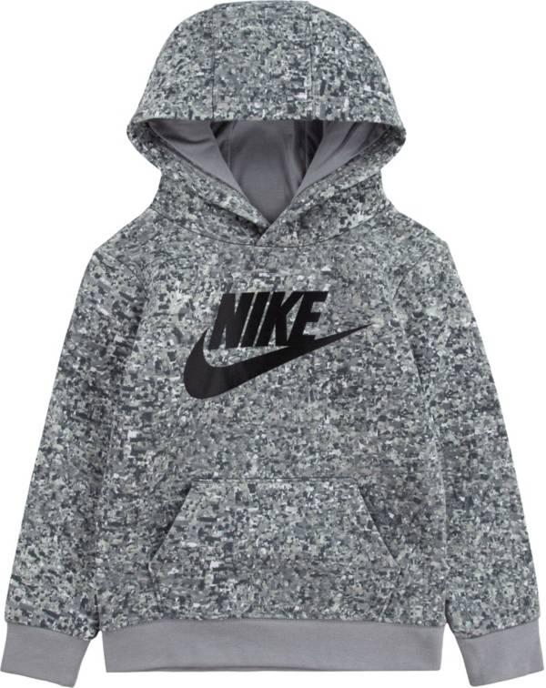 Nike Little Boys' Digi Confetti Allover Print Hoodie product image