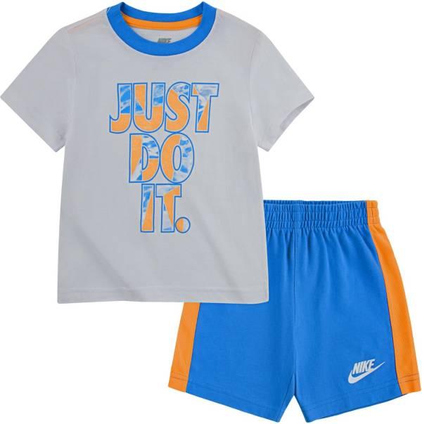 Nike Little Boys' Just Do It Swish Splash T-Shirt and Shorts Set product image