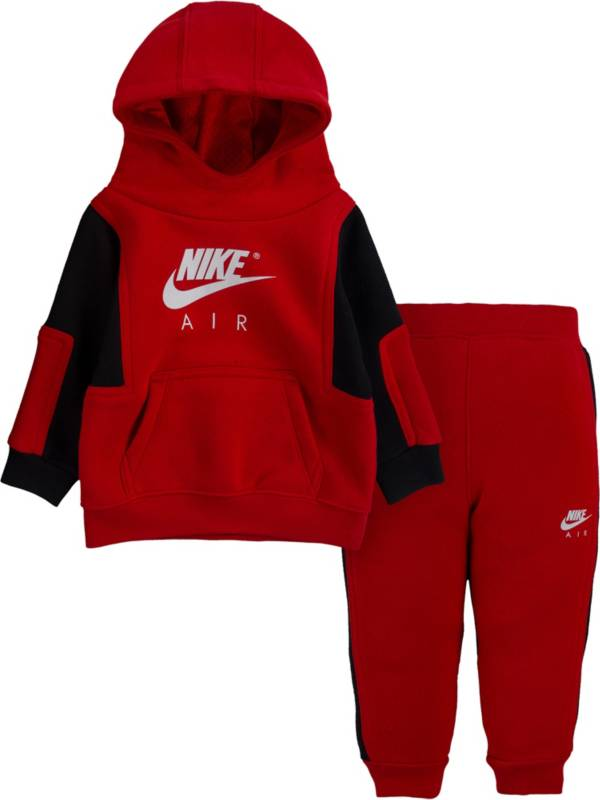 Nike Little Boys' Air Panel Hoodie and Pants Set product image