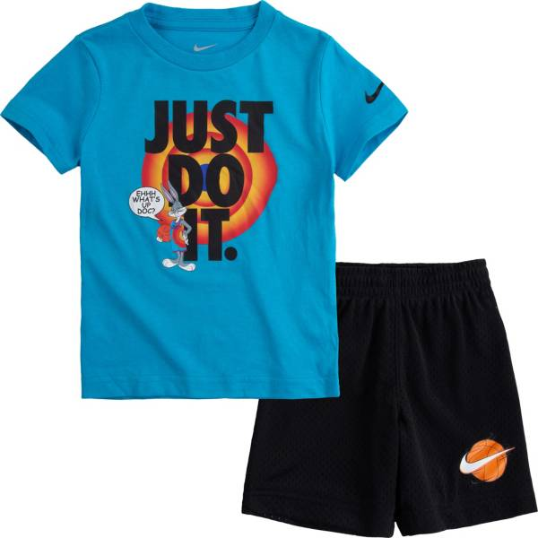 Nike Toddler Boys' Space Jam 2 DNA Graphic T-Shirt and Shorts Set product image