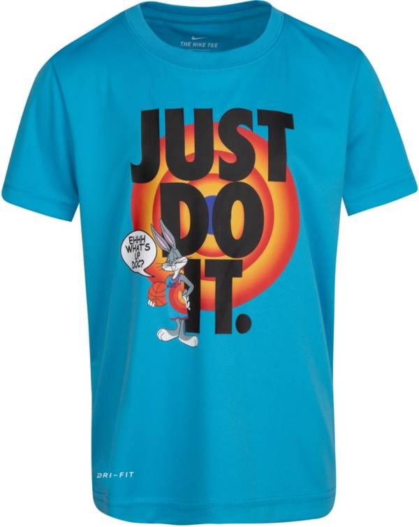 Nike Little Boys' Dri-FIT Space Jam 2 Graphic T-Shirt product image