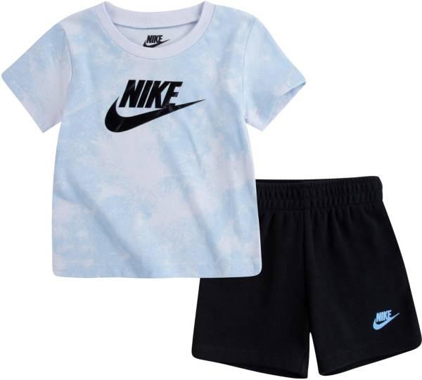 Nike Little Boys' Sportswear Washed T-Shirt and Shorts Set product image