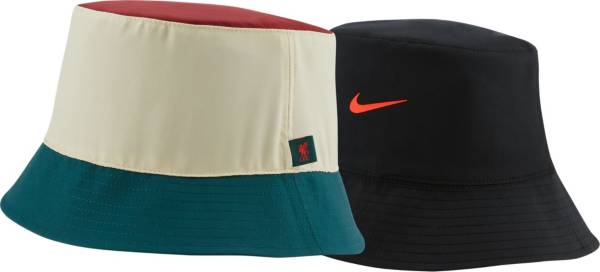 Nike Men's Liverpool FC Black Reversible Bucket Hat product image