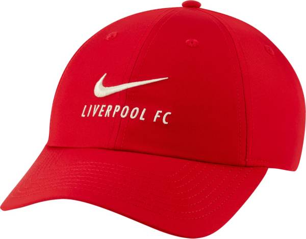 Nike Men's Liverpool FC Heritage86 Swoosh Red Hat product image