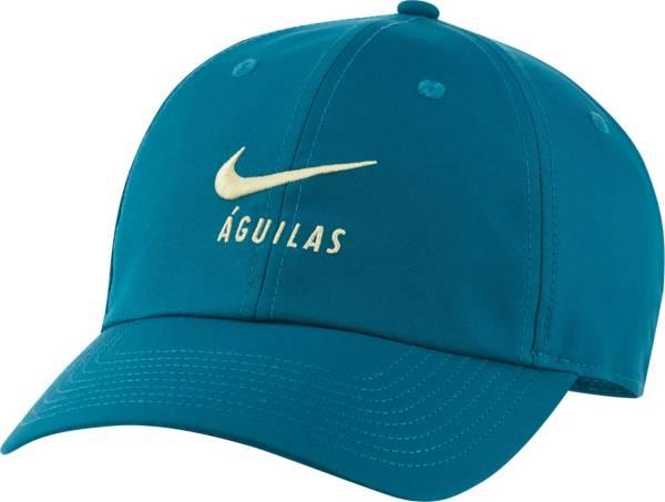 Nike Men's Club America Heritage86 Swoosh Green Hat product image