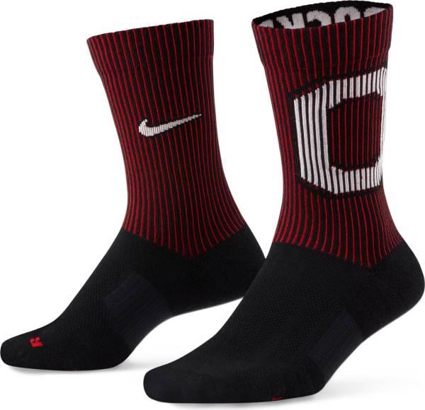 Nike Men's Ohio State Buckeyes Multiplier 2-Pair Crew Socks product image