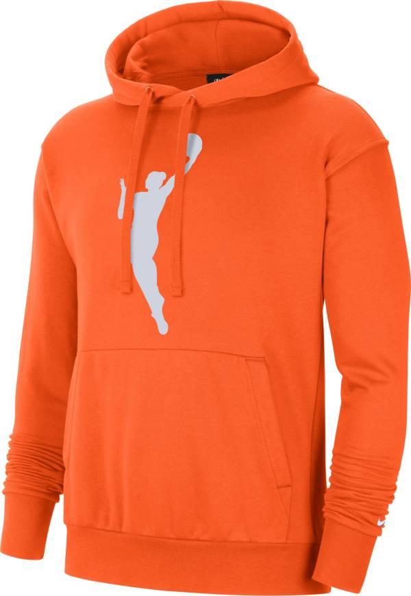 Nike Adult WNBA Orange Pullover Hoodie product image