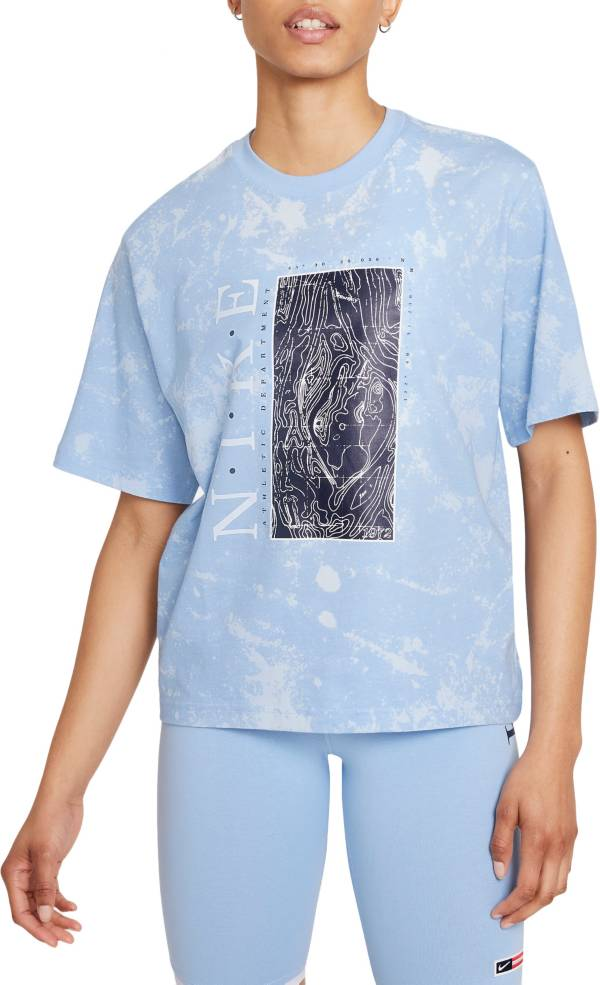 Nike Women's Sportswear Essential Boxy Americana T-Shirt product image