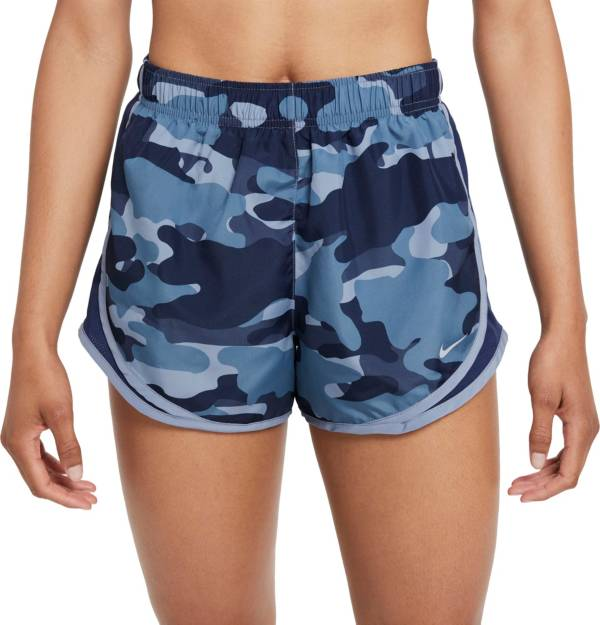 Nike Women's Dri-FIT Tempo Printed Running Shorts product image