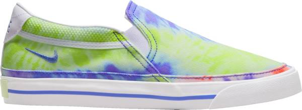 Nike Women's Court Legacy Tie-dye Slip-on Shoes product image
