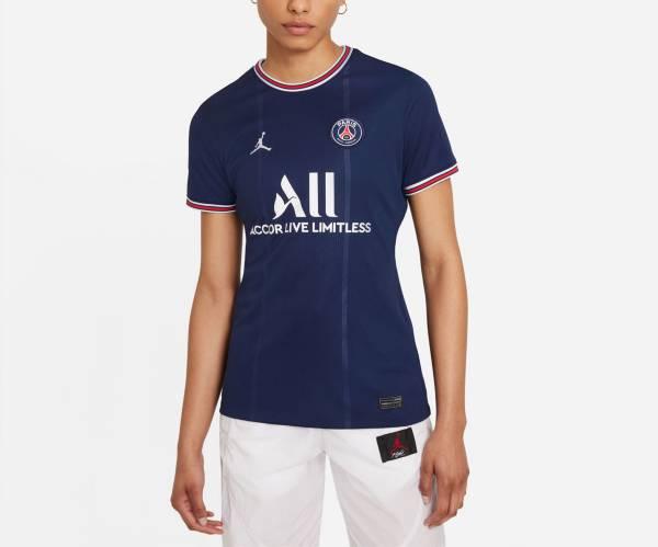 Jordan Women's Paris Saint-Germain '21 Breathe Stadium Home Replica Jersey product image