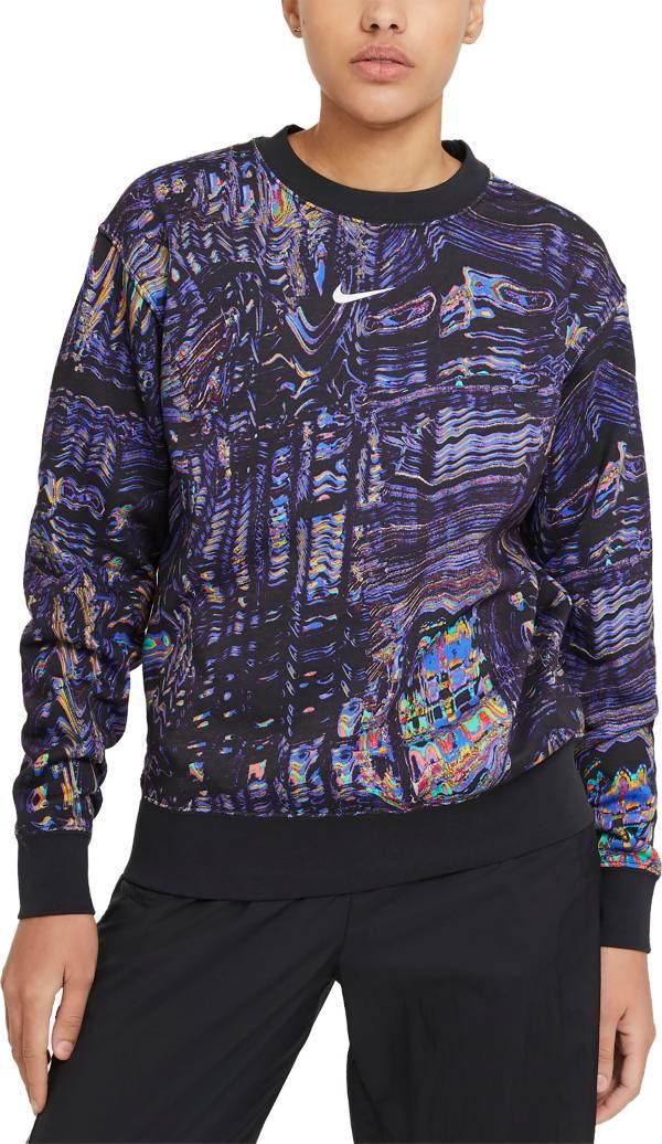 Nike Women's Sportswear Dance Trend Fleece Crewneck Sweatshirt product image