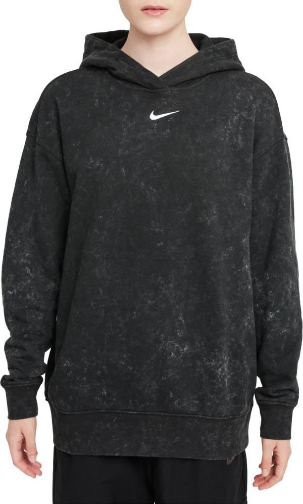 Nike Women's Sportswear Essential Collection Dip Dye Fleece Hoodie product image