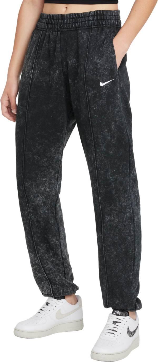 Nike Women's Sportswear Essentials Collection Dip Dye Fleece Pants product image