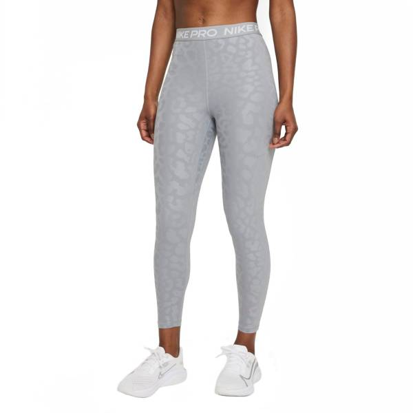 Nike Pro Women's Dri-FIT High-Waisted 7/8 Printed Leggings product image