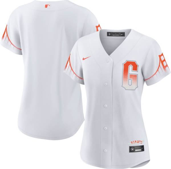 Nike Women's San Francisco Giants White 2021 City Connect Cool Base Jersey product image