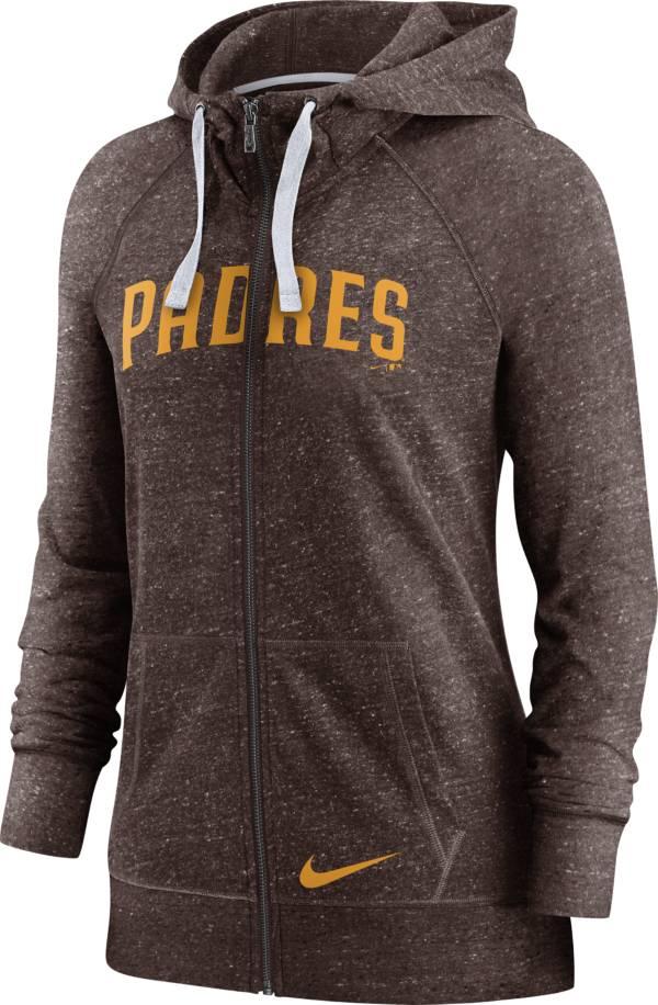 Nike Women's San Diego Padres Gym Vintage Hoodie product image