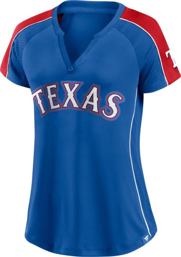 Nike Women's Texas Rangers Diva Royal T-Shirt product image