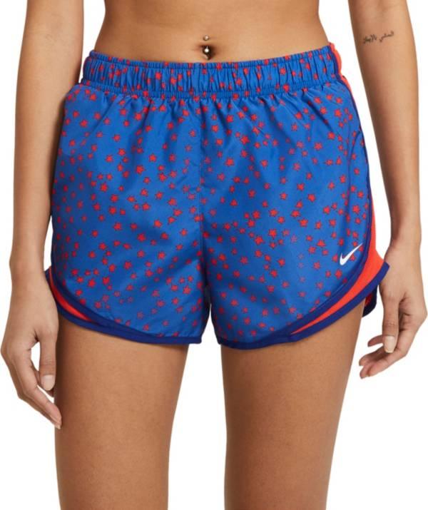 Nike Women's Tempo Americana Print Running Shorts product image