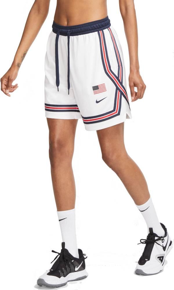 Nike Men's USA White Shorts product image