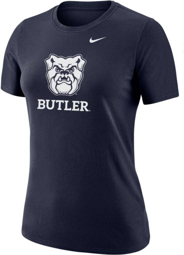 Nike Women's Butler Bulldogs Blue Dri-FIT Cotton T-Shirt product image