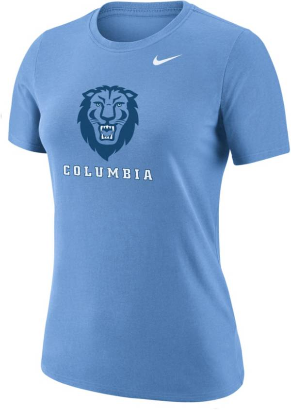 Nike Women's Columbia Bluejays Columbia Blue Dri-FIT Cotton T-Shirt product image