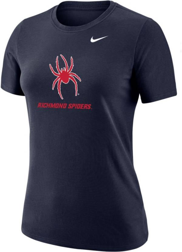 Nike Women's Richmond Spiders Blue Dri-FIT Cotton T-Shirt product image