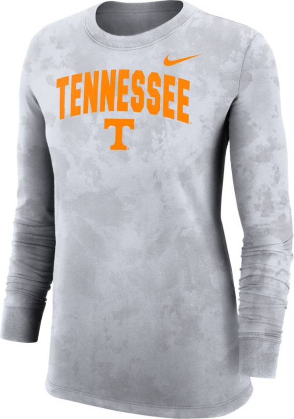 Nike Women's Tennessee Volunteers White Long Sleeve Cotton T-Shirt product image