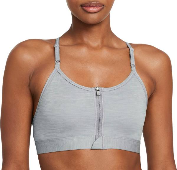 Nike Women's Dri-FIT Indy Zip-Front Low Support Padded Sports Bra product image
