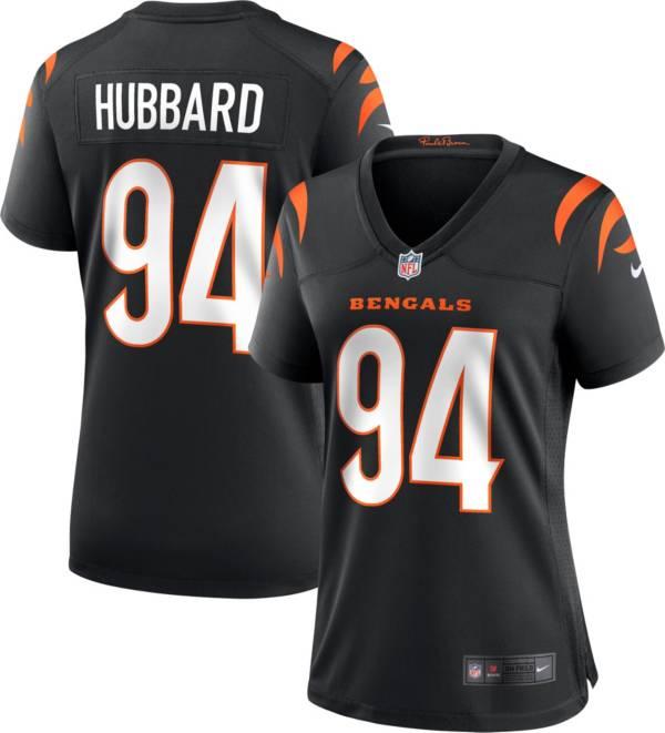 Nike Women's Cincinnati Bengals Sam Hubbard #94 Black Game Jersey