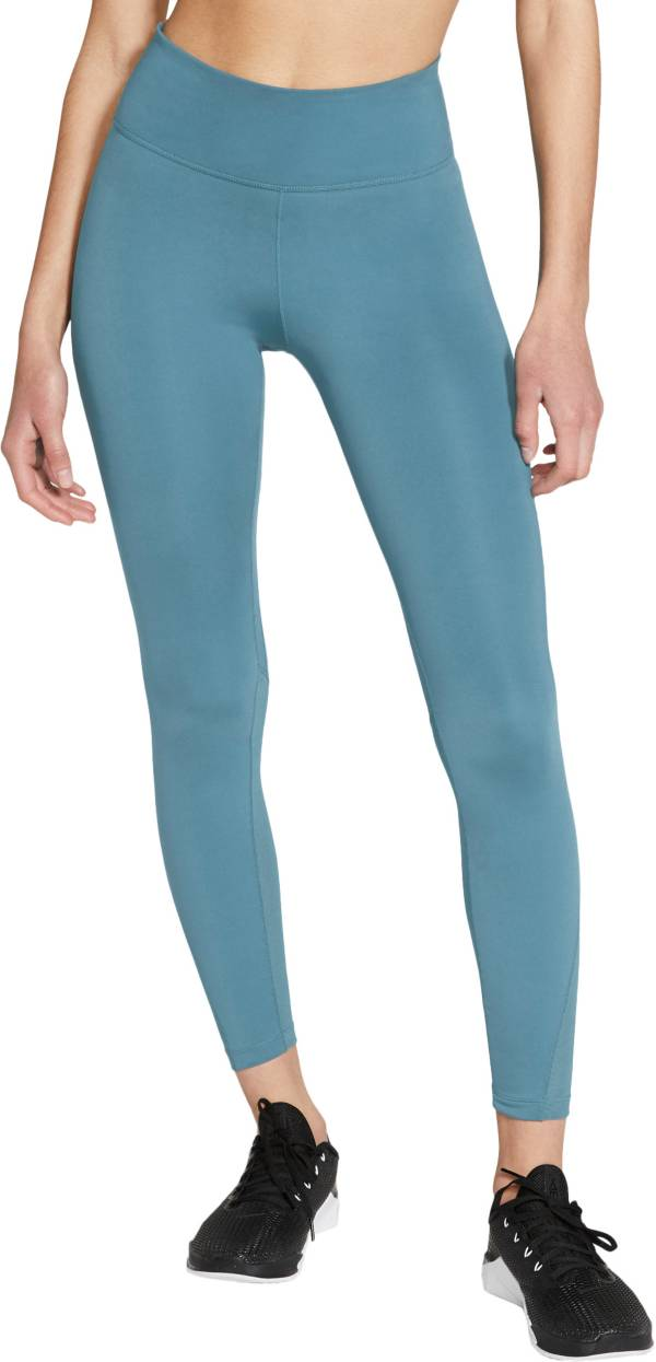 Nike Women's Nike One Mid-Rise 7/8 Leggings product image