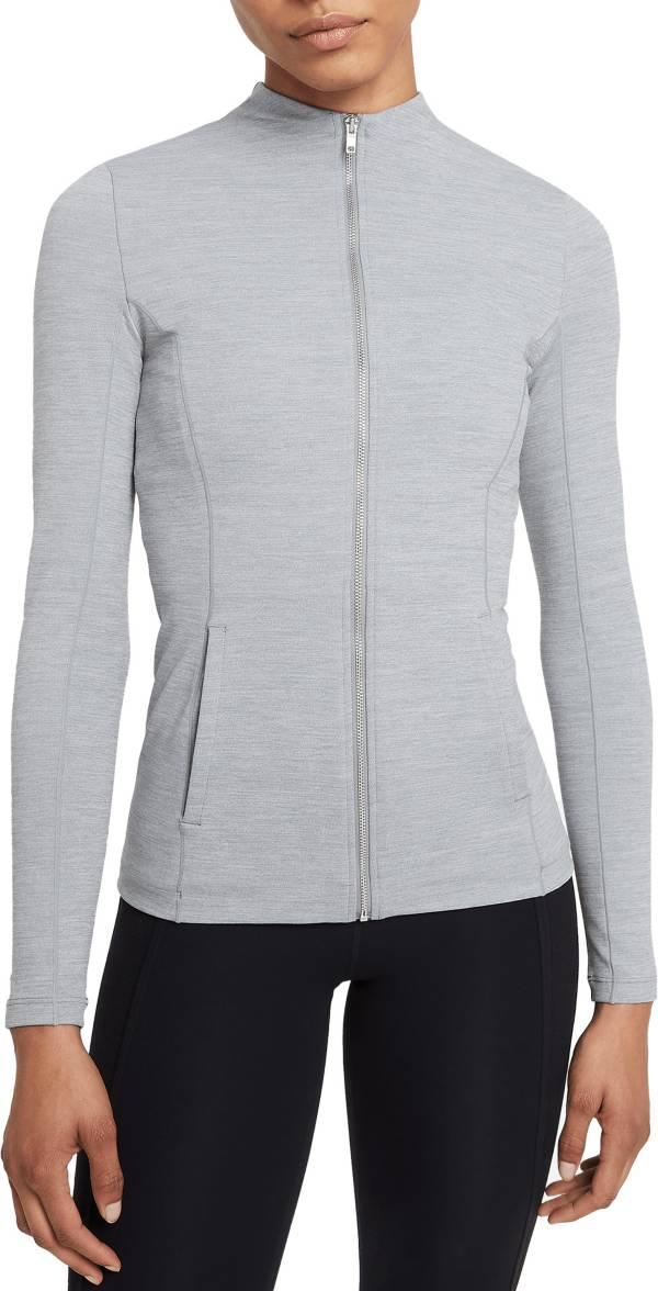 Nike Women's Yoga Luxe Dri-FIT Full-Zip Jacket product image